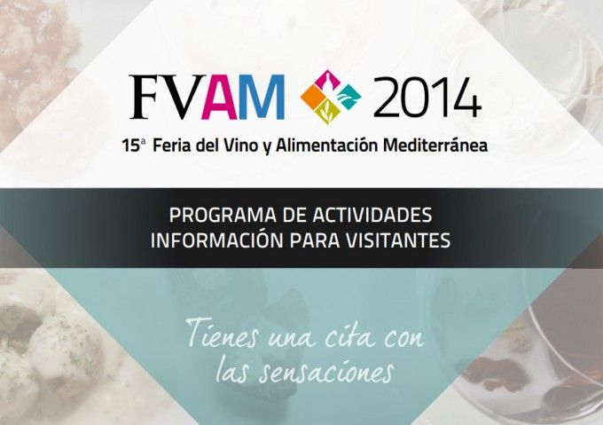 Feria del Vino y Alimentación Mediterránea 2014