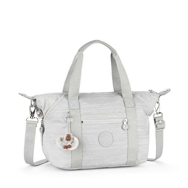 Kipling Art S Basic Plus Handtasche Dazz Grey