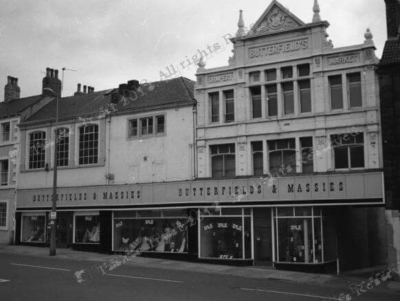 The Old Butterfield Building, also known as The Walkabout Bar...now closed.