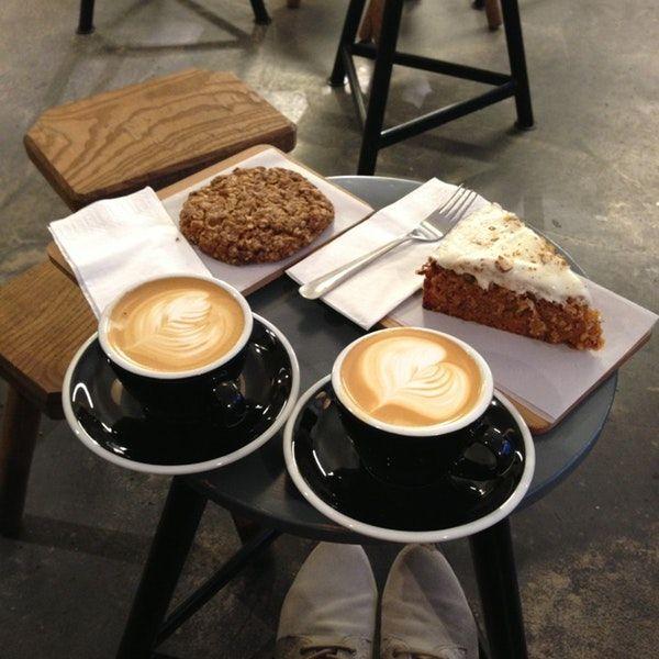 베를린, 베를린에서 커피숍일
