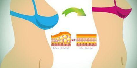 Ein einfacher Trick, wie du mit Backpulver deinen Bauchumfang verringerst. – GesundeRezepte.me