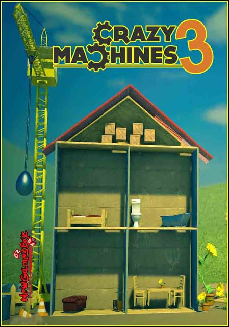 Full Version PC Games Free Download: Crazy Machines 3 Download Free PC Game