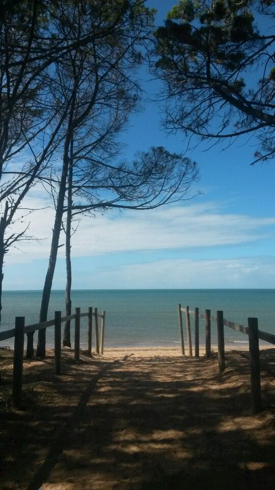 Hervey Bay - lovely place - stayed with Rosie and Tony