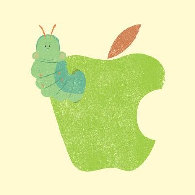 Minimalist Steve Jobs tribute by AndoDesign.