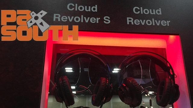 Pax South 2016 HyperX Cloud Revolver S Interview