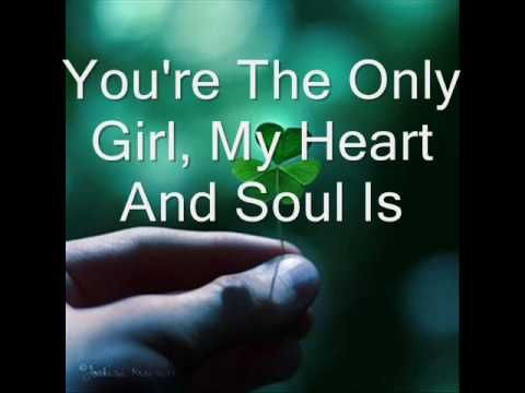 Lionel Richie- The Only One (Only You) With Lyrics.wmv  The song used nearly 28 yrs ago at our wedding for our first dance.
