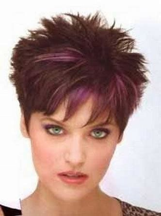 Image Result For Short Spiky Haircuts For Women Over 50 2013 Hair