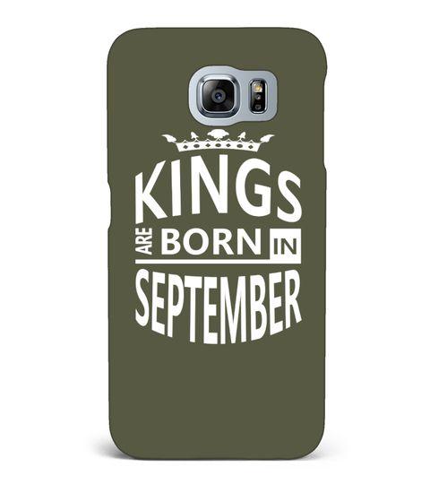 SEPTEMBER BORN KING COOL GIFT
