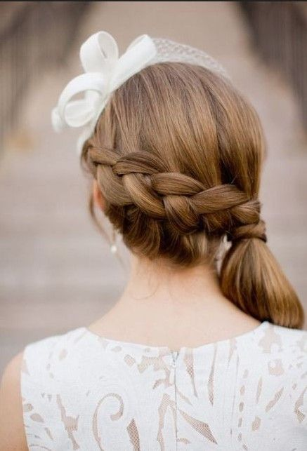I love the way to knit the hair, but the ribbon seems too complicated