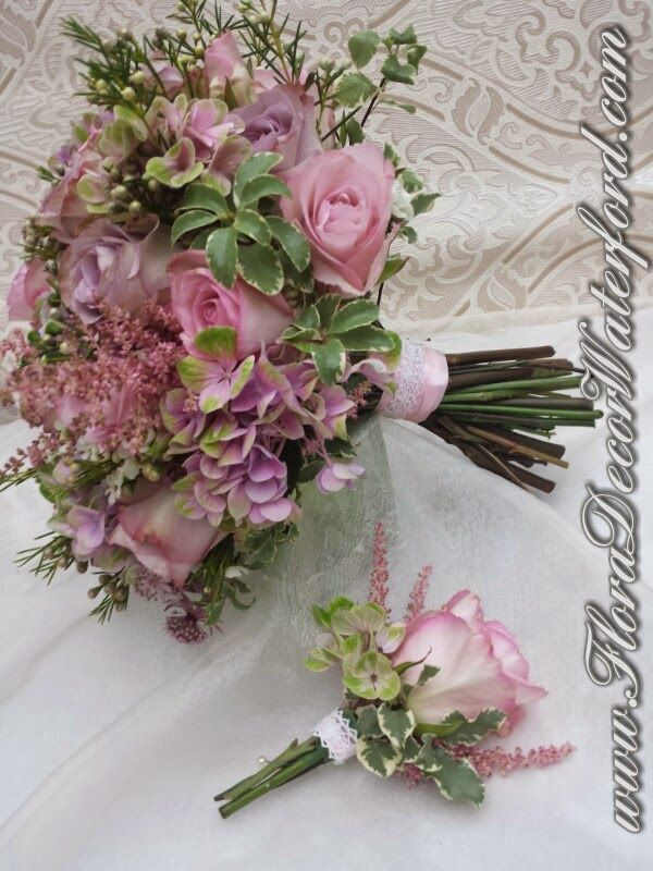 Flora Decor Wedding & Events Flowers Waterford : Nicola & Keith's Vintage Inspired Dungarvan Church Wedding, Kilkenny.