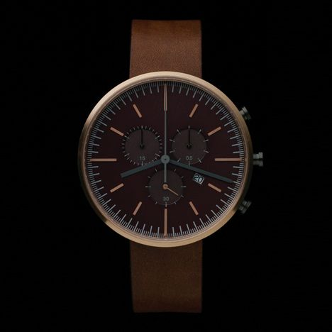 New 300 Series by Uniform Wares at Dezeen Watch Store