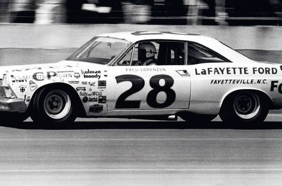 Fred Lorenzen: A NASCAR legend's victory lap in Elmhurst - Elmhurst Historical Museum exhibit running through May 19, 2013