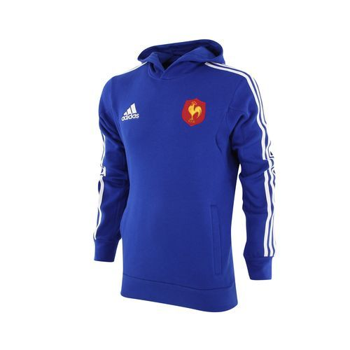 Adidas Performance - Sweat-Shirt Capuche Ffr - pas cher Achat/Vente Nations - RueDuCommerce