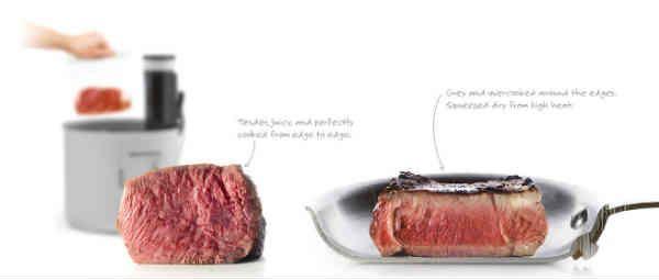 tilbered kød til perfektion med sous vide gaven | shopsites.dk