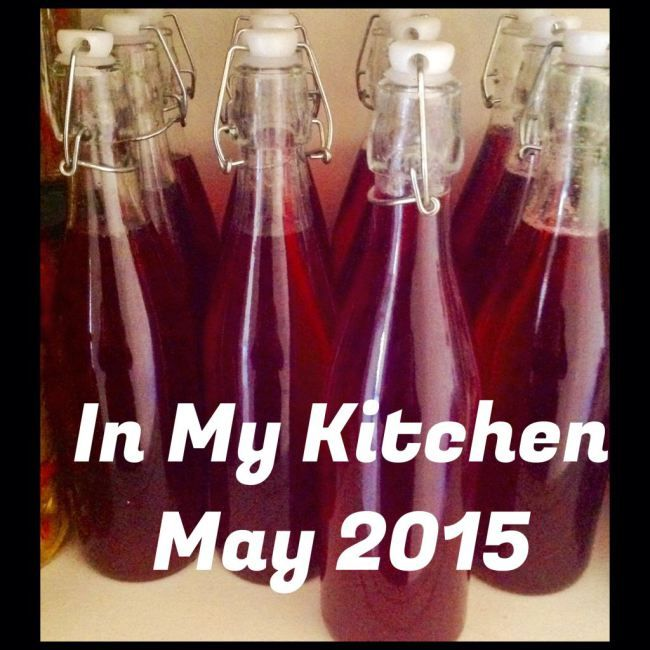 In My Kitchen – May 2015 « Mother Hubbard's Cupboard