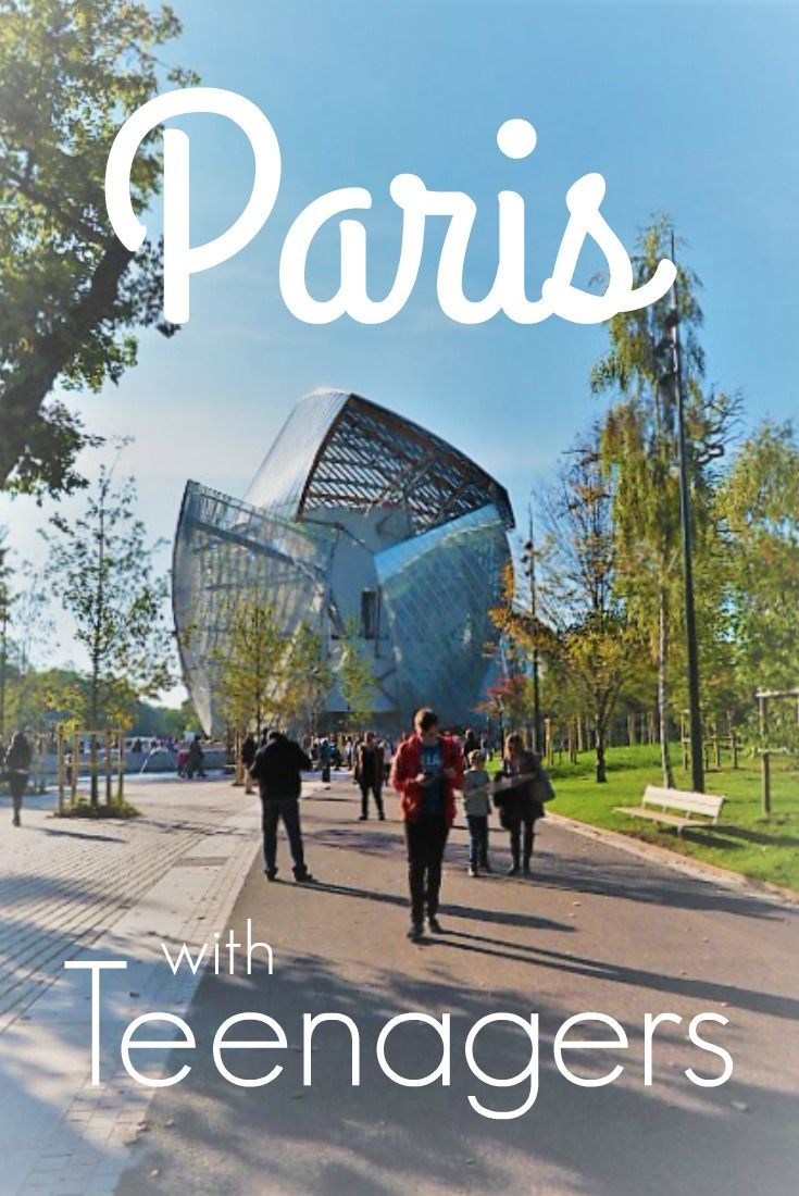 Inspiration for what to do when visiting Paris with teenagers, ideas from real Paris teens. Includes shopping, cafés, museums, neighbourhoods and activities, mainly off the beaten track ideas, some more well-known.