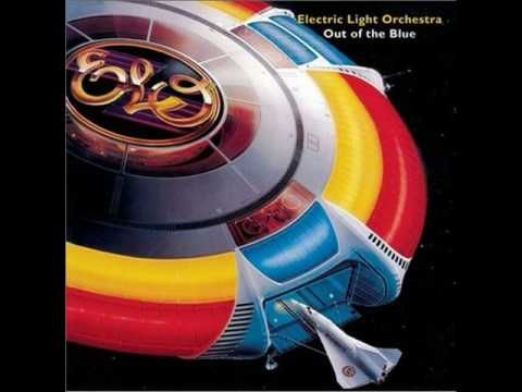 "18. In Feb 1978, listening under the bedclothes with the flu on my little portable radio, 2 songs in particular drew me back in to pop: ""Mr Blue Sky"" by Electric Light Orchestra; & ""Wuthering Heights"" by Kate Bush."