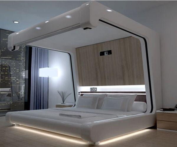 Futuristic Beds 36 best modern bedroom images on pinterest   architecture, home