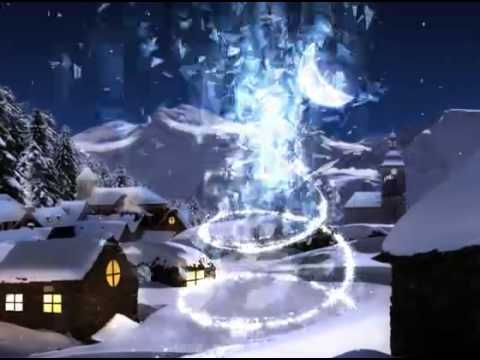 This is so magical and the ONLY time I like snow.... ▶ Frohe Weihnachten - YouTube