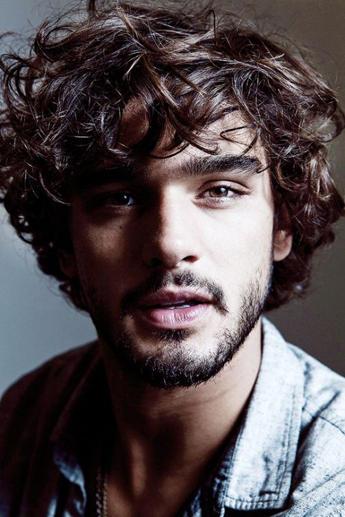One of the hottest models on the scene, Marlon Teixeira is a brazilian favorite of us all.