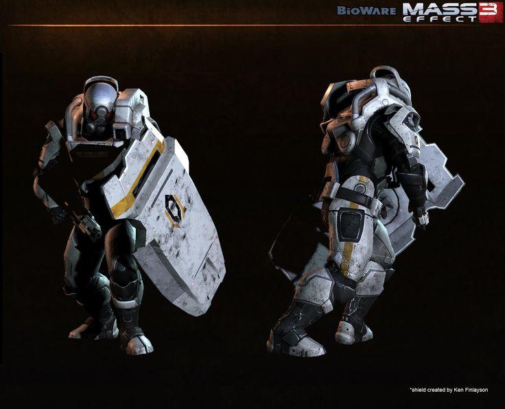 Mass Effect 3 Vehicles: Mass Effect 3, Jaemus