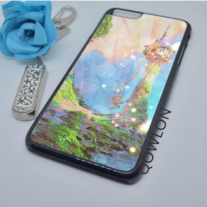 Castle Tangled Cartoon iPhone 6 Plus | 6S Plus Case