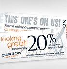Carbon Hair Studio Coupons