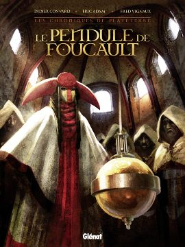 Le Pendule de Foucault, par Eric Adam, professeur de conception éditoriale au CESAN - www.cesan.fr