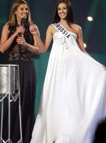 Oxana Fedorova Miss Universe 2002 is the Epitome of Beauty and Brains