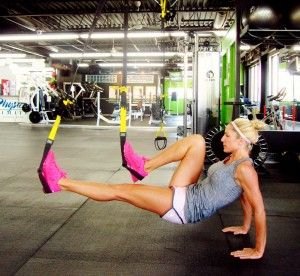 TRX Total Body Workout « Jenn-Fit Blog – Healthy Exercise | Healthy Food | Healthy Living. I love trx workouts.