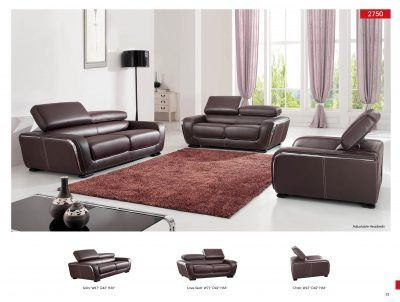 Living Room Furniture Modern Sets 2750