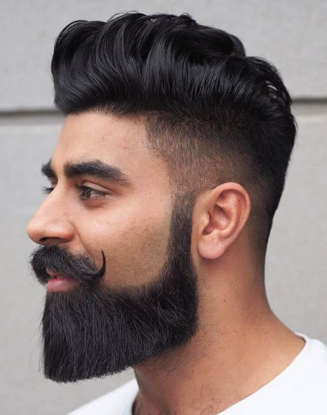 Top 30 Hairstyles For Men With Beards Beard Styles Mens Hairstyles Short Hair With Beard