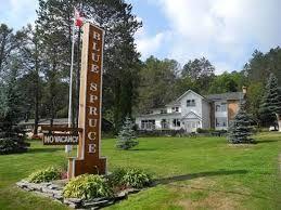 Image result for blue spruce resort photos