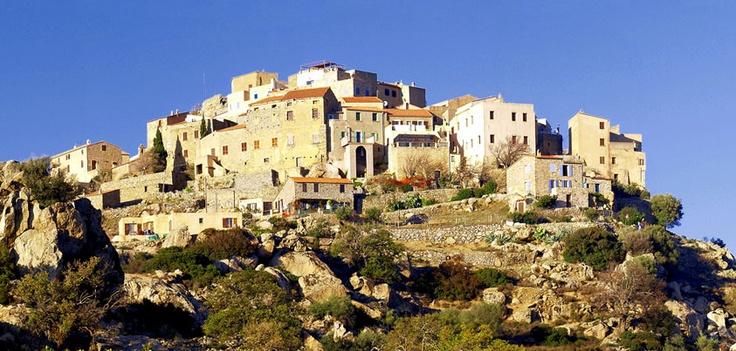 Saint Antonio in Northern Corsica