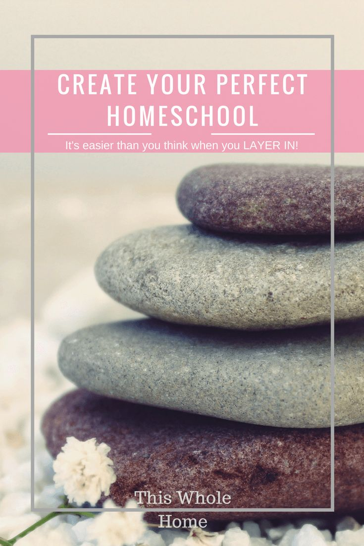 How to Easily Create Your Perfect Homeschool | planning | curriculum | Waldorf | Charlotte Mason