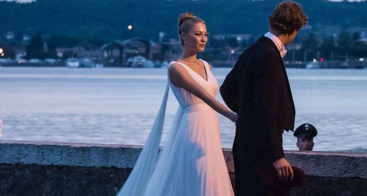 Ett giftermål, tre klänningar - varje bruds dröm!