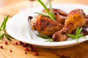 Pollo al ajillo, la receta de toda la vida   Pollo al horno