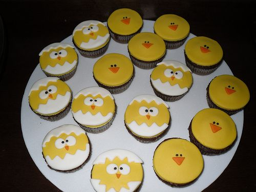easter chicks, these might be more achievable!