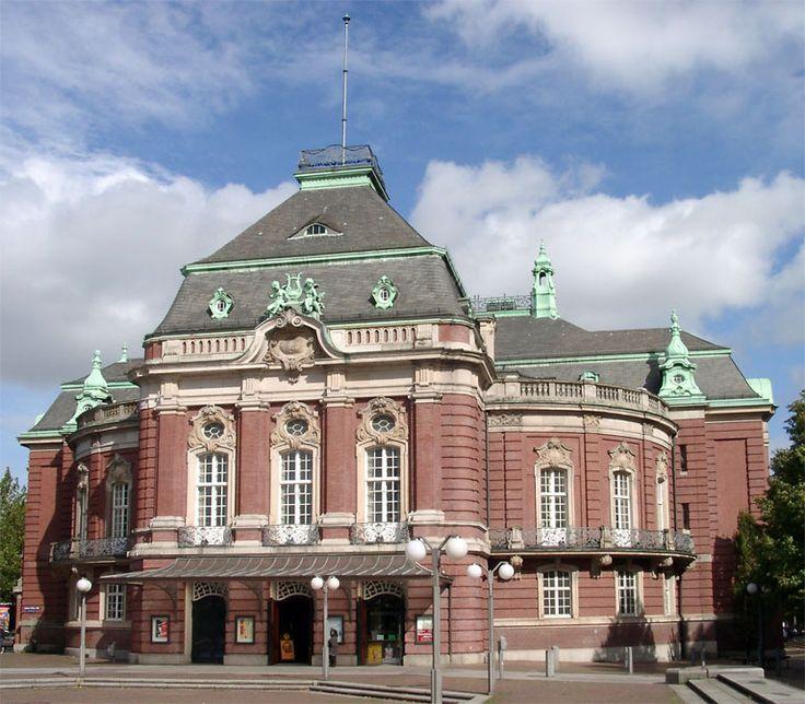 #Musikhalle, #Hamburg    ©  KMJ, Wikipedia