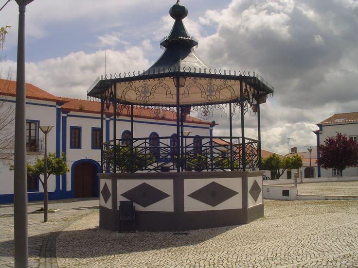 Coreto no Alvito - Alentejo - Portugal