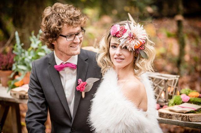 Inspiratie voor een herfst bruiloft   ThePerfectWedding.nl