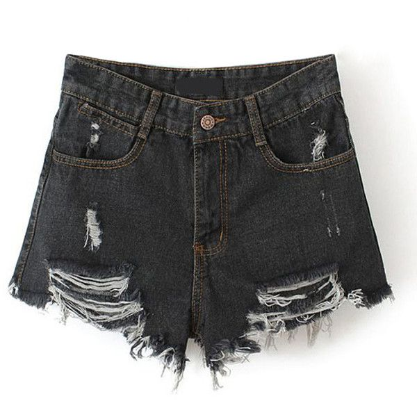 Best 25  Black jean shorts ideas on Pinterest | Jean shorts, Levi ...