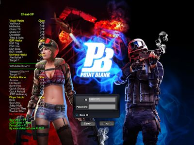 Cheat Point Blank (Auto HS, AIM, WH, Ammo, Bug) Juni 2015