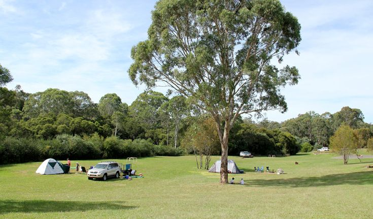 A great family camping spot in Sydney; Bents Basin Campground offers sites for…