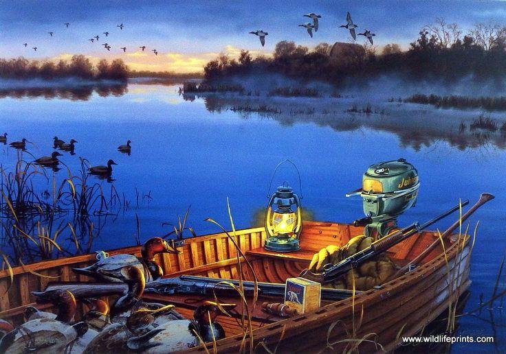 Darrell Bush Early Morning Traditions