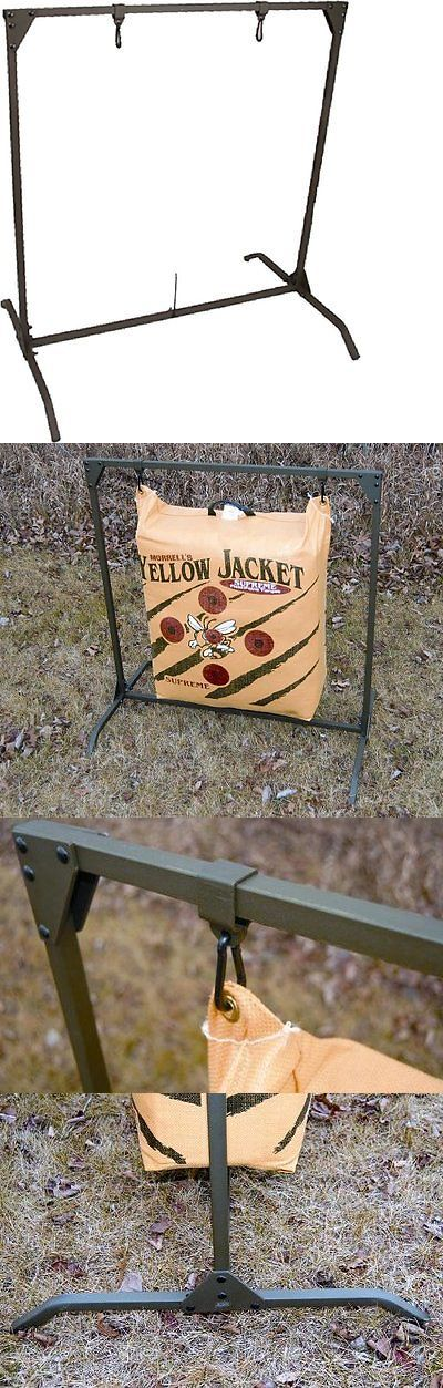 Targets 52480: Archery Crossbow Bow Target Arrow Safe Hunting Block Field Practice Deer Large BUY IT NOW ONLY: $44.42