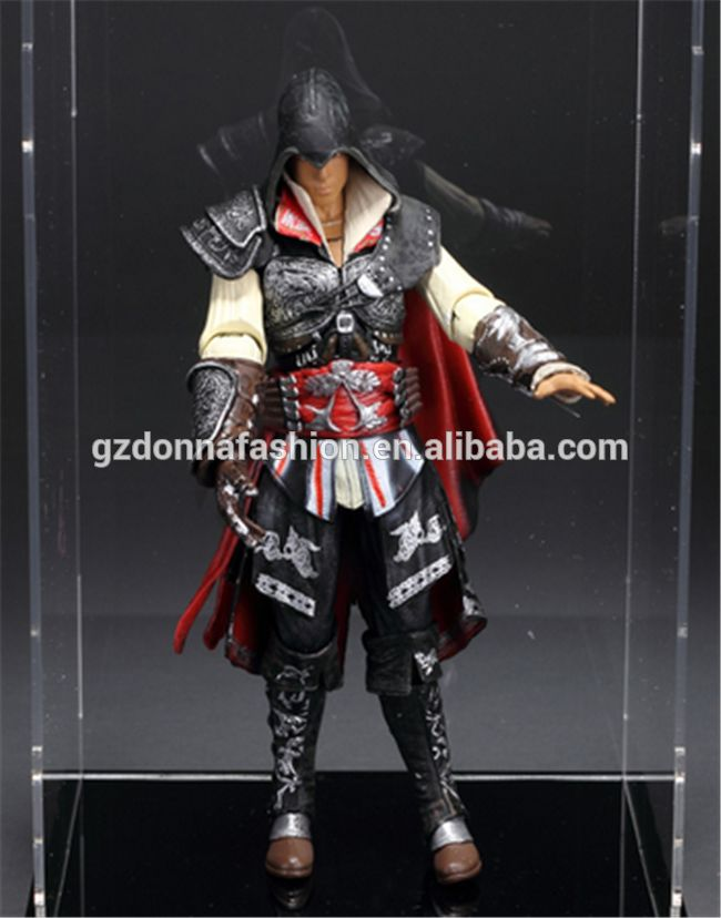 Assassin's Creed 3pcs 7inch High Quality NECA Toys ASSASSINS CREED PVC Action Figures Model NEW, View Assassins Creed, donnatoyfirm Product Details from Guangzhou Donna Fashion Accessory Co., Ltd. on Alibaba.com