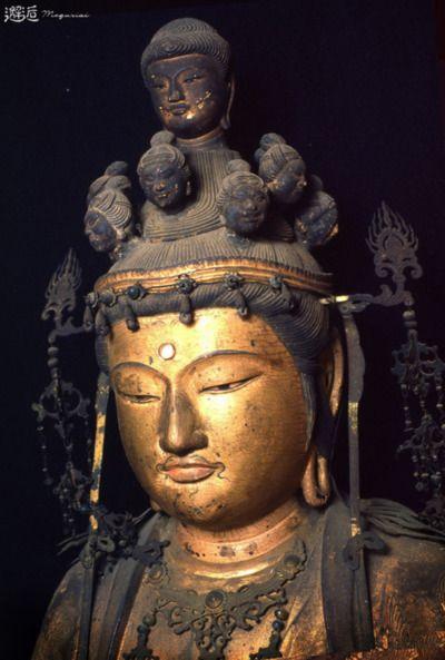 和歌山県 広利寺 十一面観音立像