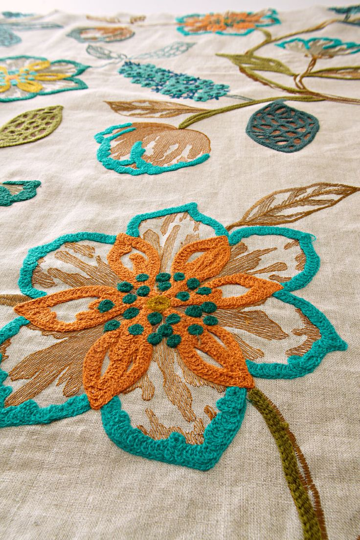 "Mulberry Home's ""Melrose"" by Lee Jofa. Classic Update: Common Thread, May 2015."