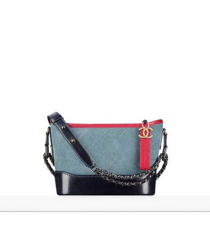 샤넬 공식 웹사이트에서 감상하는  핸드백  컬렉션